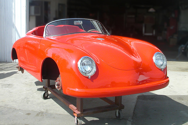 Introduction Of The 356 Speedster Kit Rock West Racing