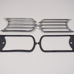 Horn Grill and gasket