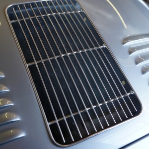 Speedster Engine Grill