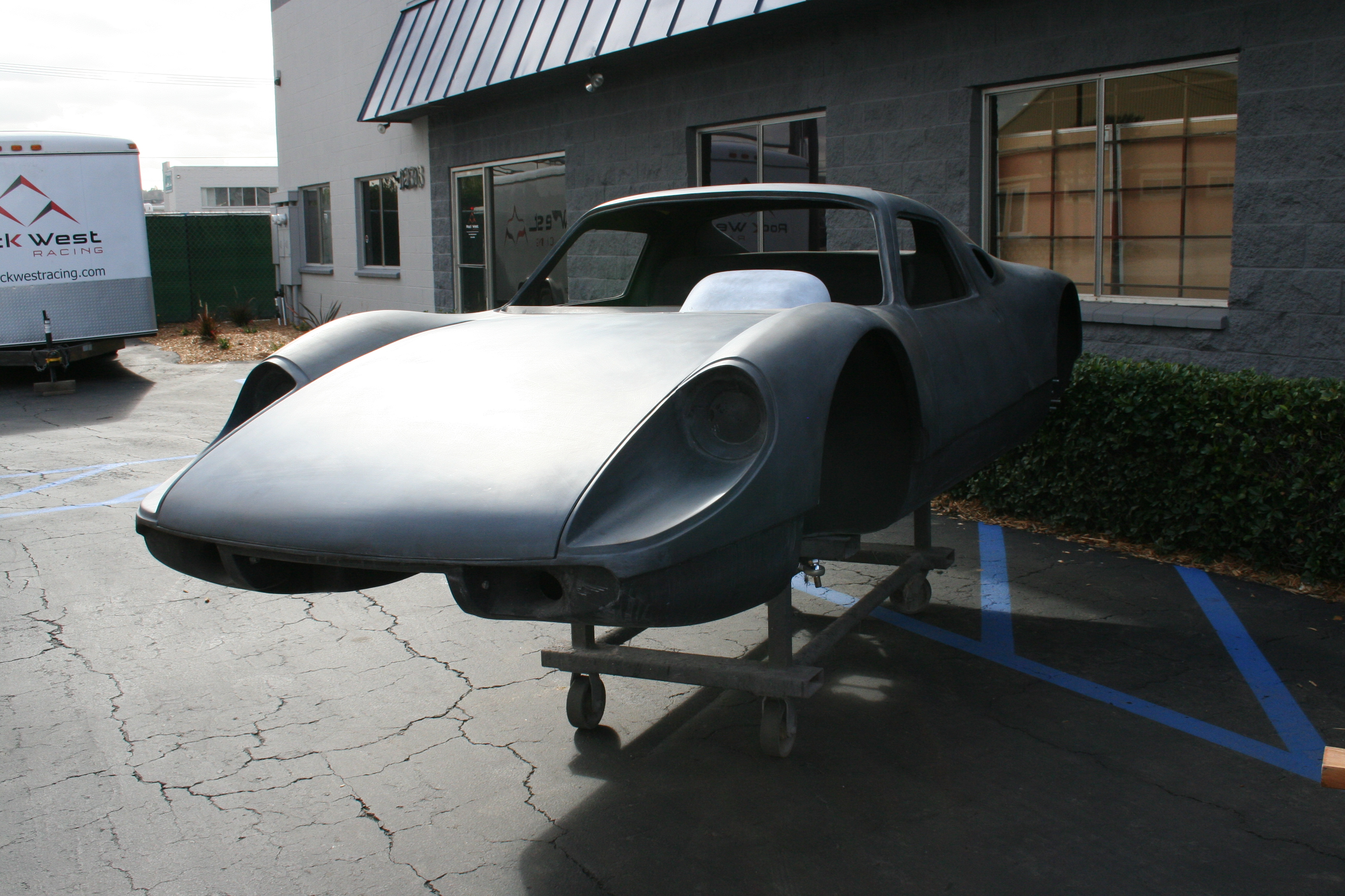 RW GTS Body, inspired by the classic Porsche 904 GTS