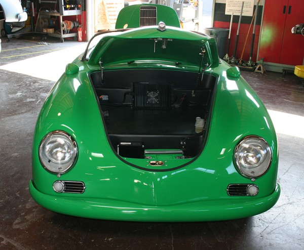 Speedster Electric -Under Front Hood