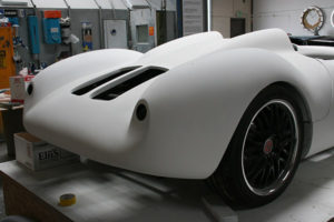 RW Spyder RS - Back of Body (in process)