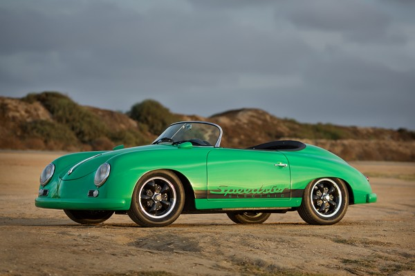 RW Speedster Electric - Beach Shot