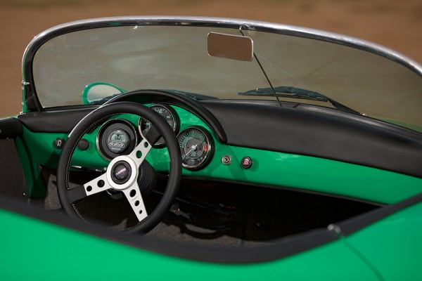 RW Speedster Electric - Interior
