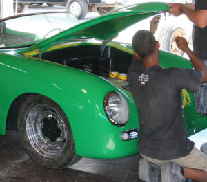 RW Speedster Electric - In Process