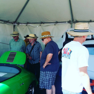 Coronado Speed Festival 2015 - Fun Hats