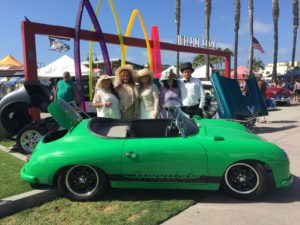 Endless Summer Classic Car Show - Car Ladies