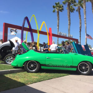 Classic Car Show in Imperial Beach