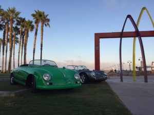 Endless Summer Classic Car Show - Sunrise at the Beach