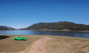 Big Bear Lake Scenic View