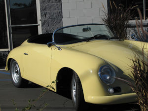 Yellow Speedster