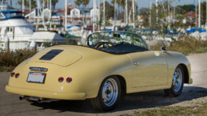 Driving or Sailing Today - RW Speedster Screen Saver