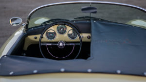 In the Drivers Seat - RW Speedster Screen Saver