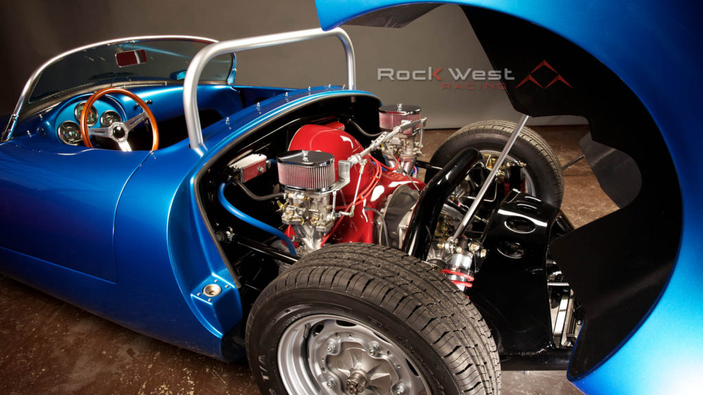 RW Spyder - Under the Rear Deck Wallpaper (1920 x 1080 pixels)
