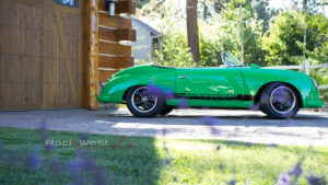 RW Speedster Electric at Big Bear